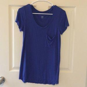 Tops - Mossimo Blue Tee Shirt